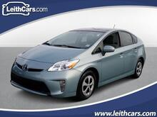 2013_Toyota_Prius_5dr HB Four_ Cary NC