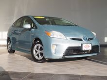 2013_Toyota_Prius_Four_ Epping NH