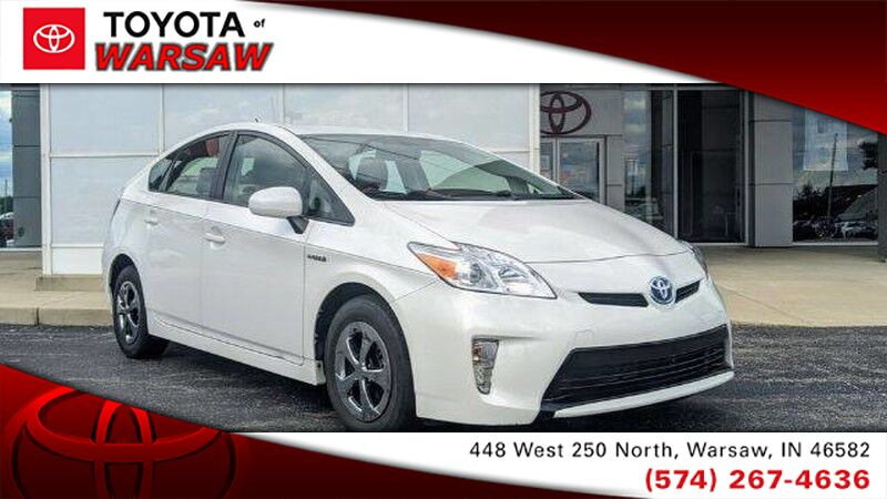 2013 Toyota Prius Four Warsaw IN