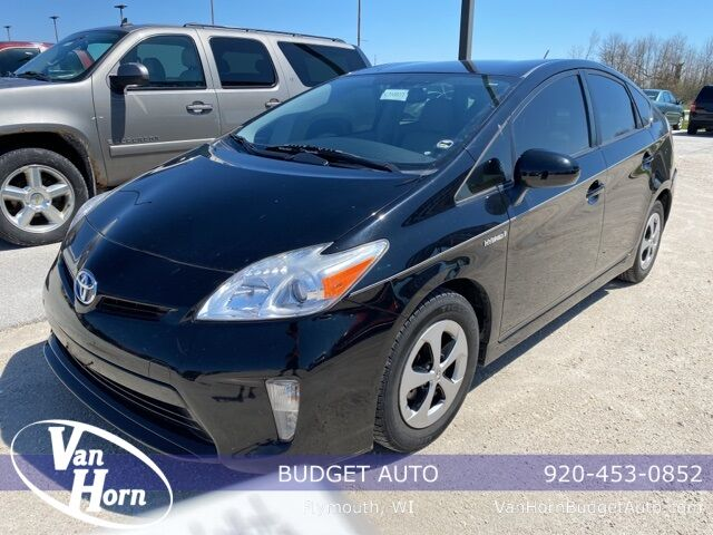 2013 Toyota Prius One Plymouth WI
