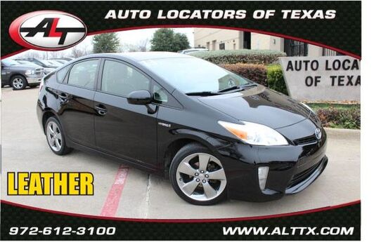 2013 Toyota Prius Persona with LEATHER Plano TX