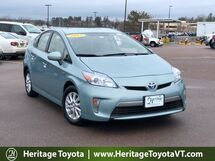 2013 Toyota Prius Plug-In  South Burlington VT