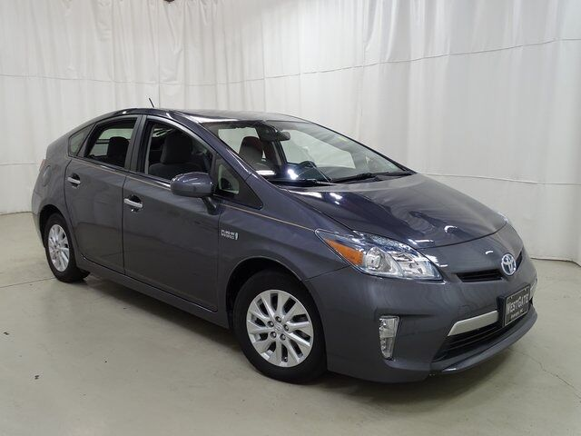 2013 Toyota Prius Plug-in Advanced Raleigh NC
