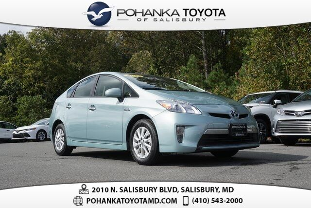 2013 Toyota Prius Plug-in Advanced Salisbury MD