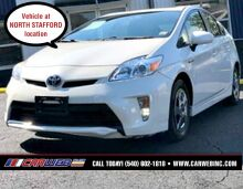 2013_Toyota_Prius_Prius II_ Fredricksburg VA