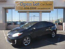 2013_Toyota_Prius_Prius III_ Las Vegas NV