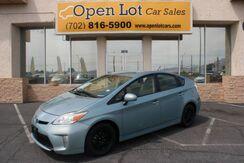 2013_Toyota_Prius_Prius IV_ Las Vegas NV