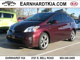 2013_Toyota_Prius_SE_ Phoenix AZ