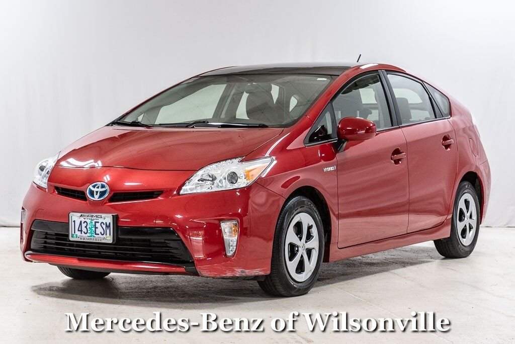 2013 Toyota Prius Three Wilsonville OR