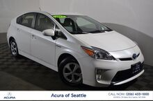 2013_Toyota_Prius_Three_ Seattle WA