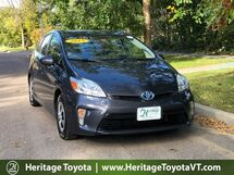 2013 Toyota Prius Three South Burlington VT