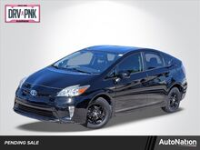 2013_Toyota_Prius_Two_ Fort Lauderdale FL