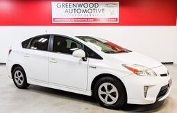 2013_Toyota_Prius_Two_ Greenwood Village CO