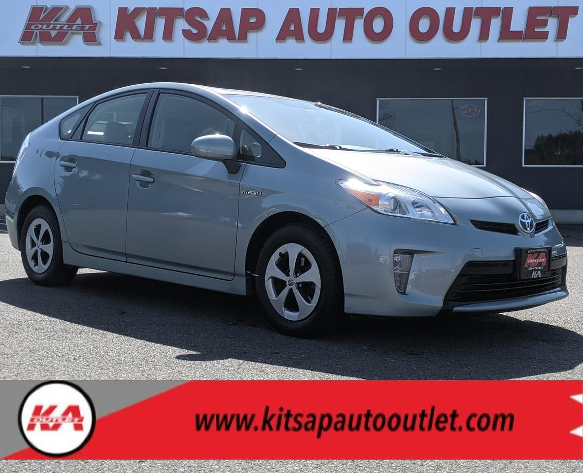 2013 Toyota Prius Two Hatchback 4D Port Orchard WA