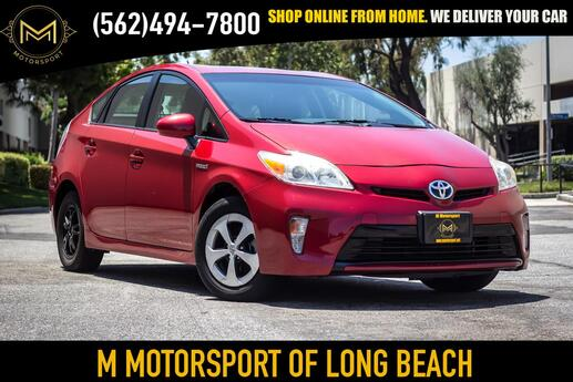 2013 Toyota Prius Two Hatchback 4D Long Beach CA