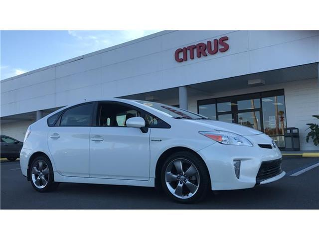 2013 Toyota Prius Two Hatchback Crystal River FL