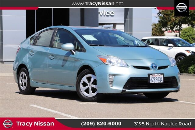 2013 Toyota Prius Two Tracy CA