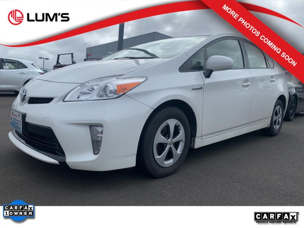 2013 Toyota Prius Two Warrenton OR