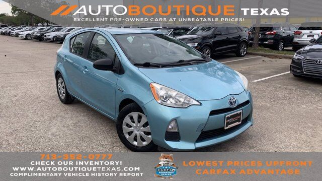 2013 Toyota Prius c One Houston TX