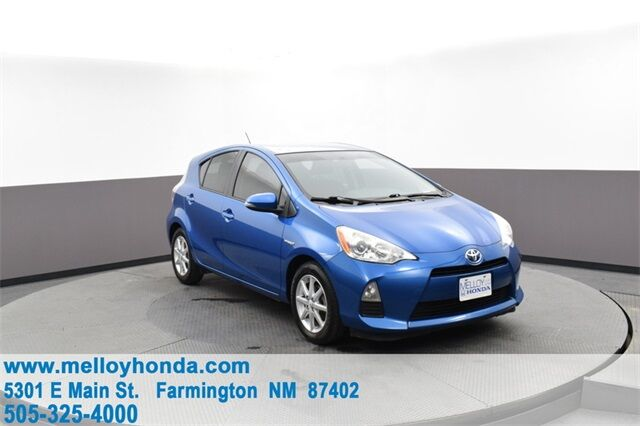2013 Toyota Prius c Three Farmington NM