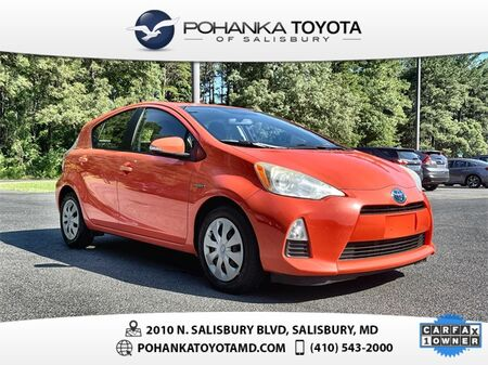 2013_Toyota_Prius c_Three_ Salisbury MD