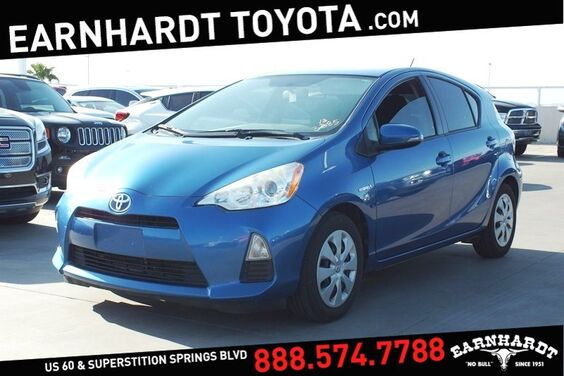 2013_Toyota_Prius c_Two *Excellent on Gas!*_ Mesa AZ