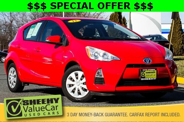 2013 Toyota Prius c Two 5D Hatchback
