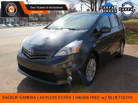 2013_Toyota_Prius v_Five_ Gainesville GA