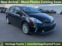 2013 Toyota Prius v Five South Burlington VT
