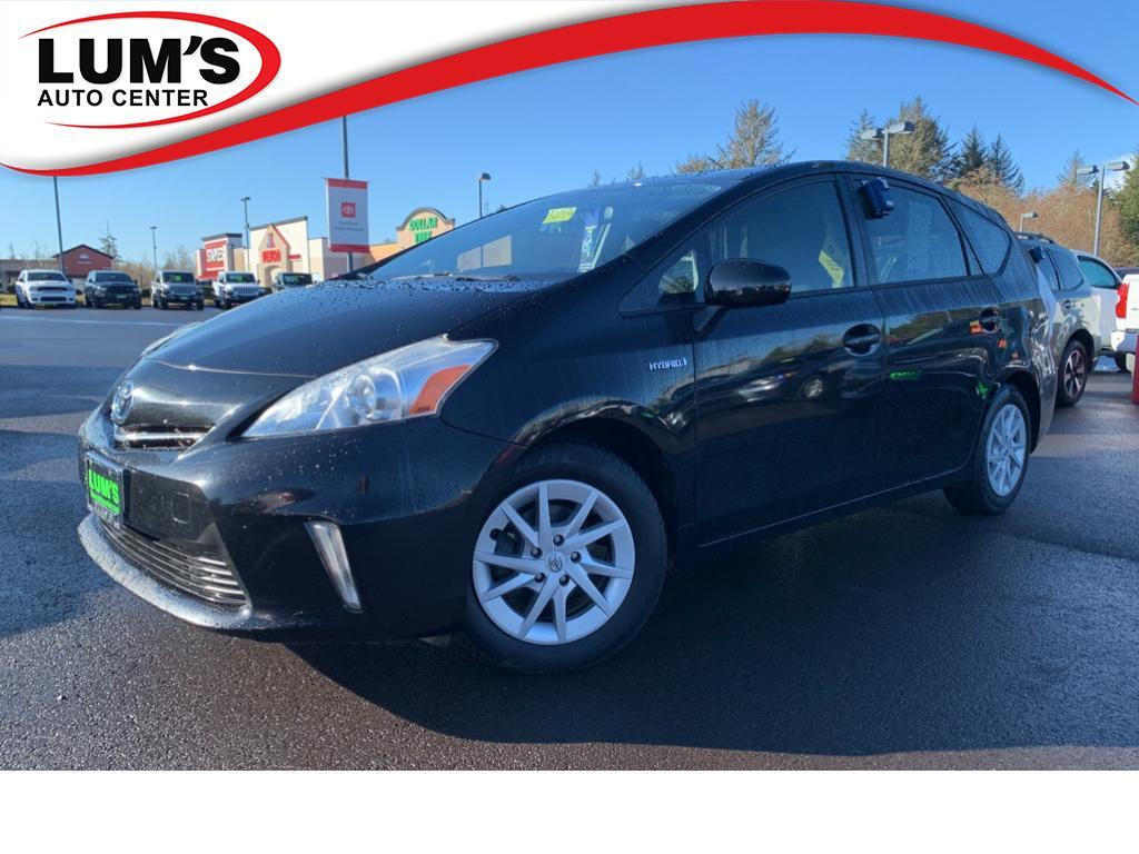 2013 Toyota Prius v Five Warrenton OR