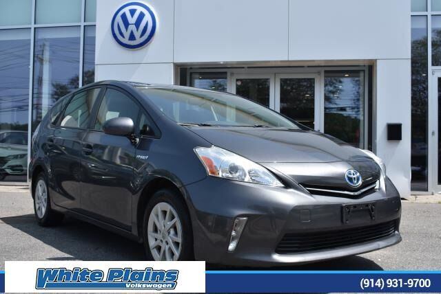 2013 Toyota Prius v Five White Plains NY