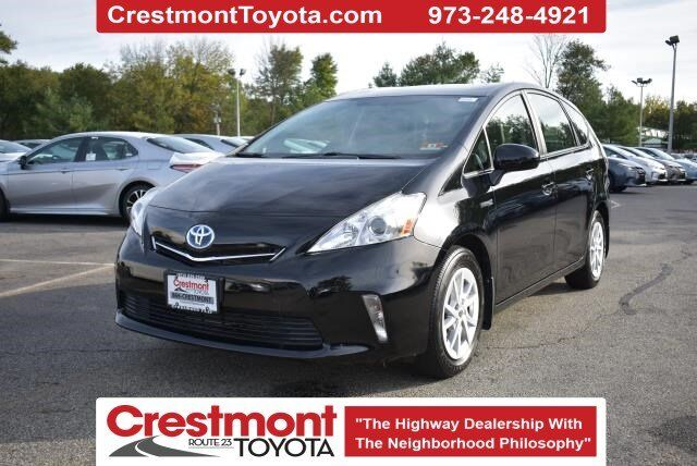 2013 Toyota Prius v Three Pompton Plains NJ