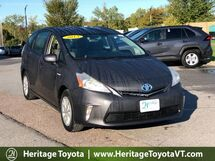 2013 Toyota Prius v Three South Burlington VT