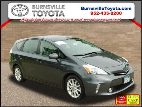 2013_Toyota_Prius v_Two_ Burnsville MN