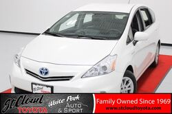 2013_Toyota_Prius v_Two_ St. Cloud MN