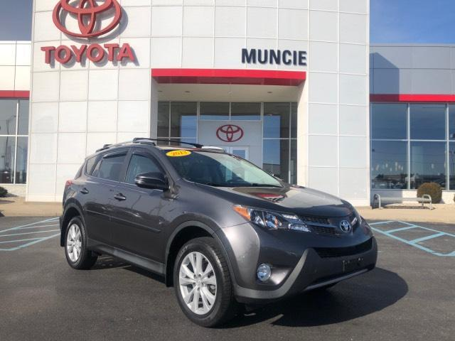 2013 Toyota RAV4 AWD 4dr Limited Muncie IN