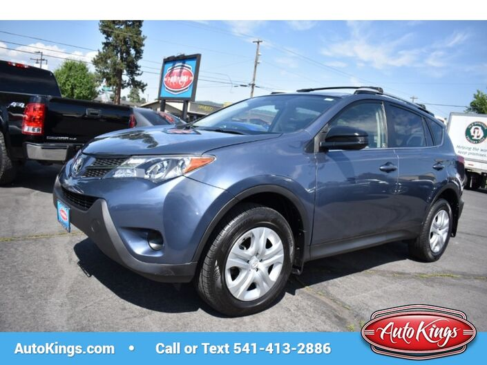 2013 Toyota RAV4 AWD LE Bend OR