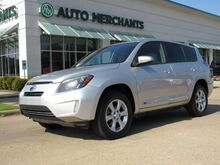 2013_Toyota_RAV4 EV_LEATHER, NAVIGATION, KEYLESS START, HTD, FRONT SEATS, BLUETOOTH CONNECTIVITY, CLIMATE CONTROL_ Plano TX