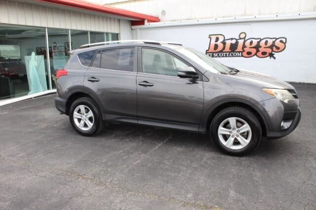 2013 Toyota RAV4 FWD 4dr XLE Fort Scott KS