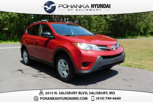 2013_Toyota_RAV4_LE **BEST MATCH**_ Salisbury MD