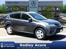 2013_Toyota_RAV4_LE_ Falls Church VA