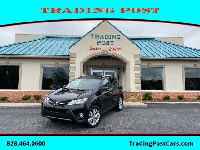 2013_Toyota_RAV4_Limited_ Conover NC