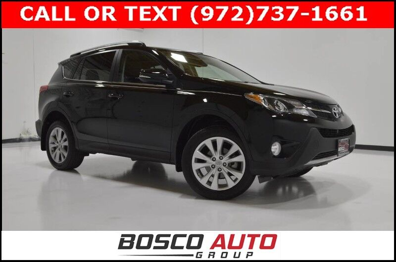 2013 Toyota RAV4 Limited Flower Mound TX