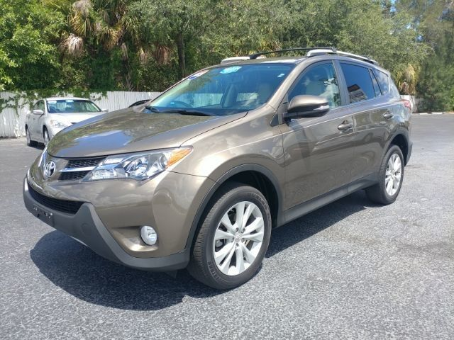 2013 Toyota RAV4 Limited North Fort Myers FL