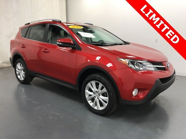 2013 Toyota RAV4 Limited Holland MI
