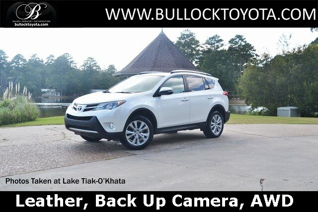 2013 Toyota RAV4 Limited Louisville MS