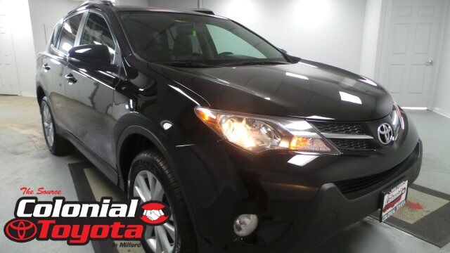 2013 Toyota RAV4 Limited Milford CT