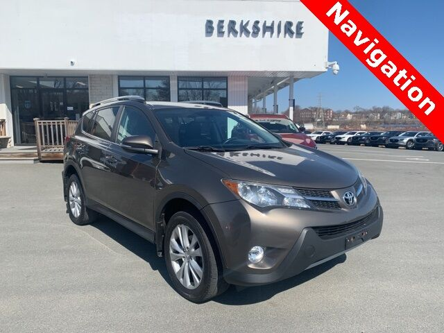 2013 Toyota RAV4 Limited Pittsfield MA