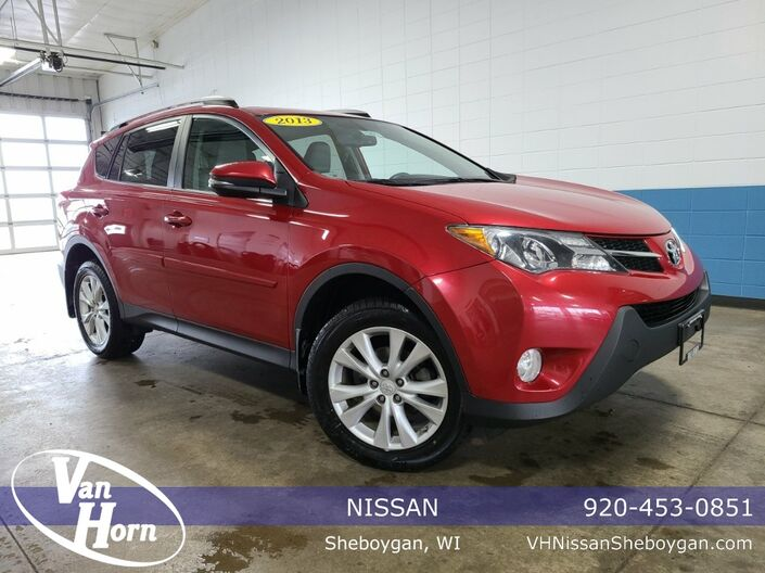 2013 Toyota RAV4 Limited Plymouth WI