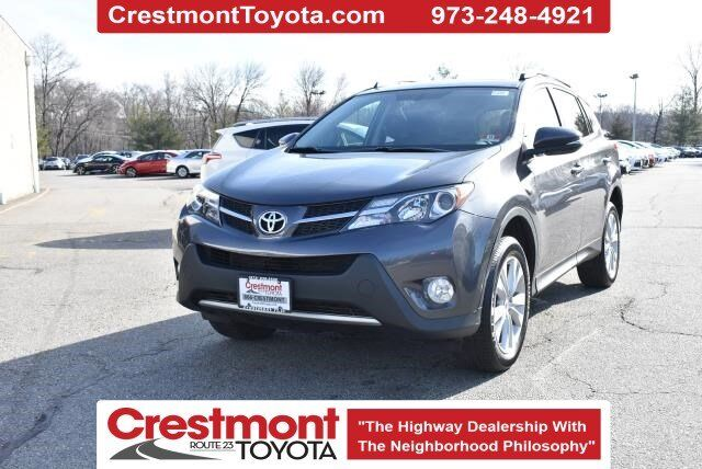 2013 Toyota RAV4 Limited Pompton Plains NJ